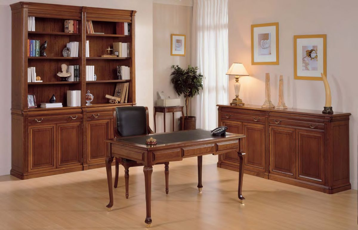 Classic office furniture classico geno 5 Classic office furniture