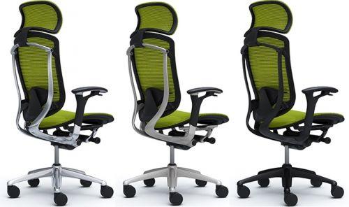 Okamura Contessa Mesh Chairs