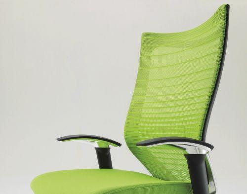 OKAMURA CP Ergonomic Mesh Chair