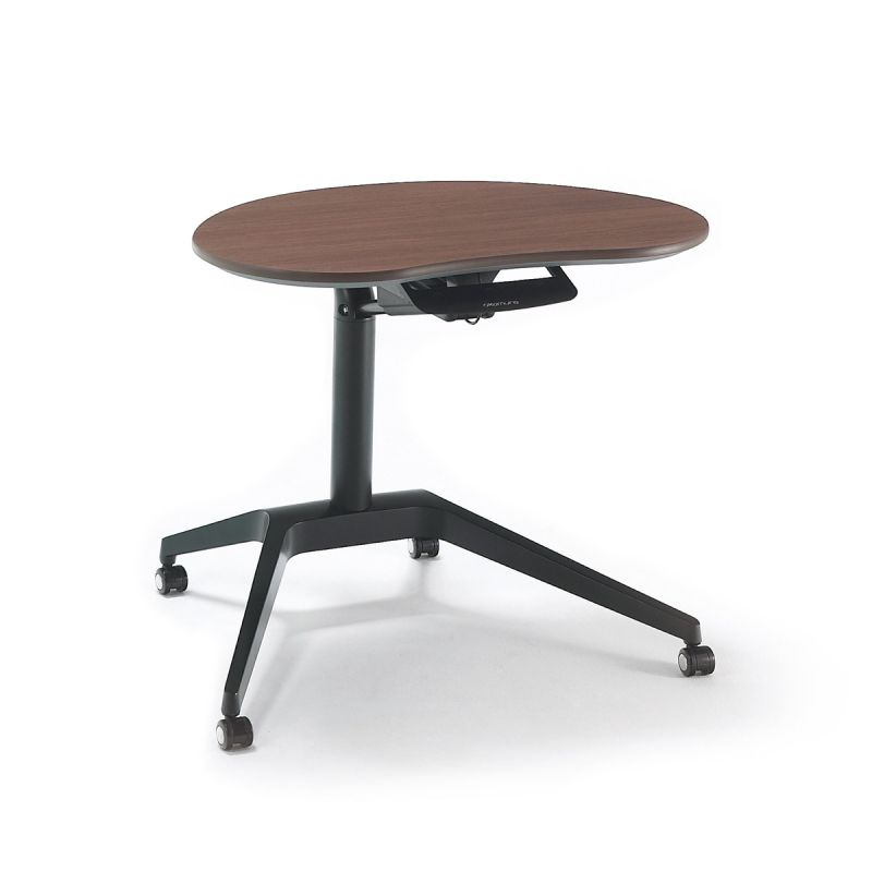 OKAMURA Risefit Desk with Black Leg