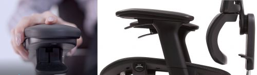 Paddle Shift Armrest Control