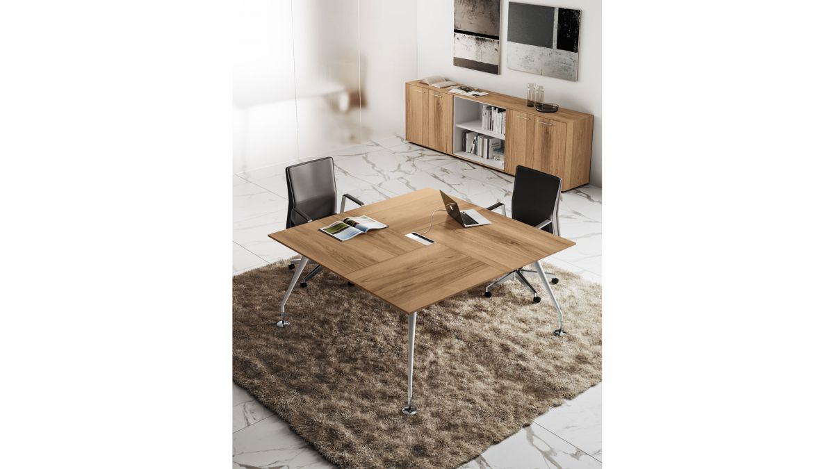 Squared Meeting Room Table MB204