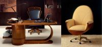 C200 Italian Classic Style Desk