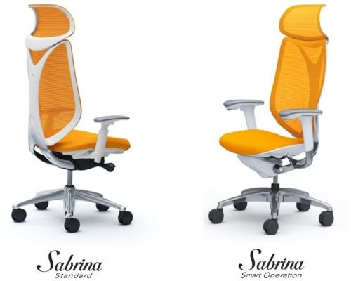 Okamura Sabrina Collection Chairs