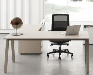 X101 Home Office Desk with Extension