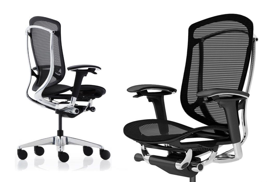 Manažerská Kancelářská Židle OKAMURA CONTESSA SECONDA