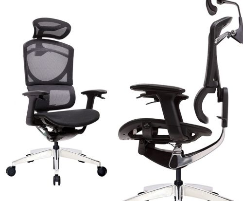 The Best Mesh Office Chairs