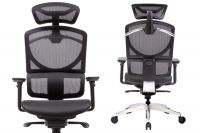 ZERO Black Mesh Office Chair