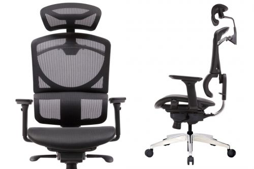 ZERO Back Support Computers Office Chairs