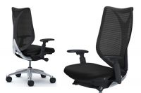 OKAMURA SABRINA STANDARD Chair Black