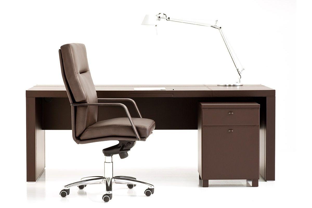 L202 Mocha Leather Furniture