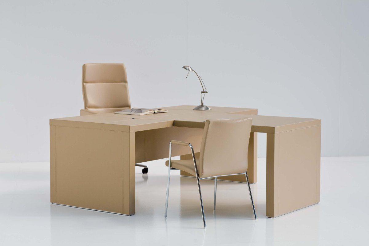 L203 Sand Leather Furniture