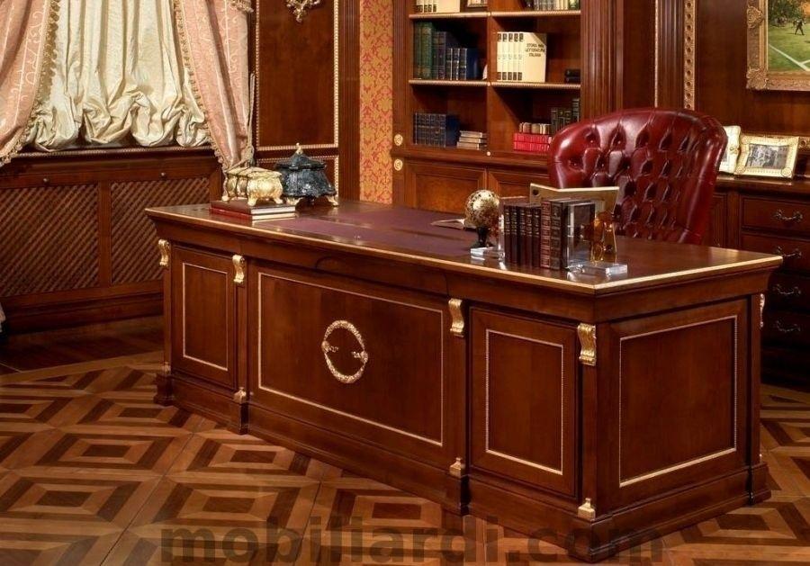 Classic Office Furniture REGIMENTAL DE LUXE