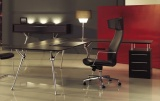 Wenge Finish Executive Office Furniture