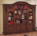 Bookcase with 4 doors 310x57x260, V5