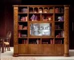 Bookcase ZEBRANO