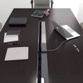 Meeting Room Table with Steel Base MB201
