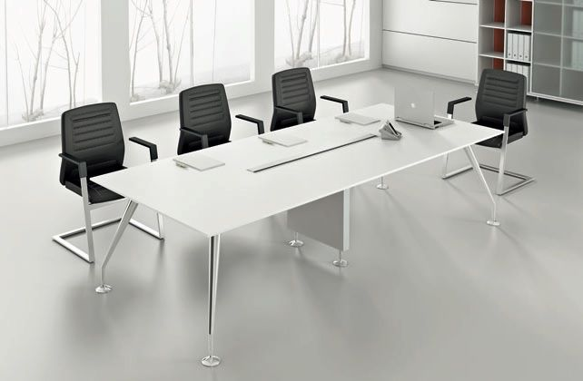 Conference Meeting Room Tables - Rectangular conference room table